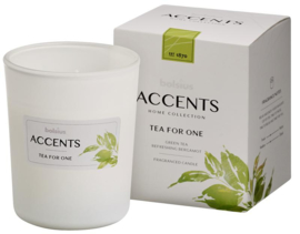 Bolsius - Accents geurkaars tea for one