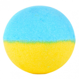 Treets Badbruisbal - Bath Ball Double Dip Blue