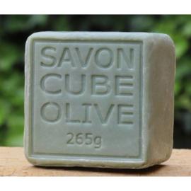 Maitre Savonitto - Blok olijvenzeep Savon de Marseille 265 gram