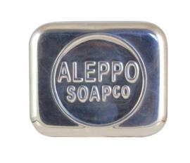 Aleppo Soap Co. - Aleppo aluminium zeepdoosje
