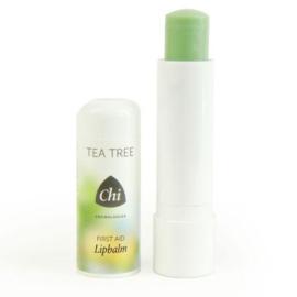 Tea Tree - Eerste Hulp Lipbalm