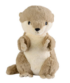01205U  Warmies warmteknuffel Otter(magnetronknuffel)