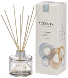 Bolsius Accents Reed Diffuser Lazy Sunday 100 ml.