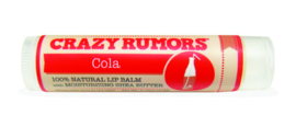 Crazy Rumors - Natuurlijke lip balm Cola