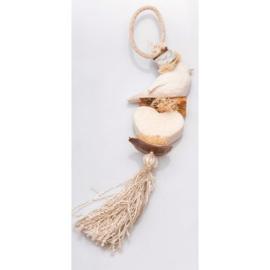 La Savonnerie de Nyons - Zeepketting vogel geur coton
