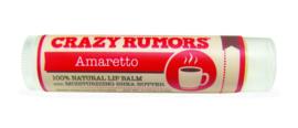 Crazy Rumors - Natuurlijke lip balm Amaretto