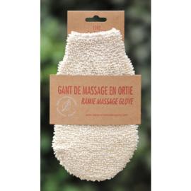 La Savonnerie de Nyons - Massagehandschoen van brandnetelvezels