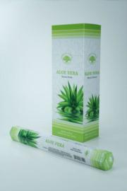 Green Tree - Wierook  Aloe Vera Wierookstokjes 20 st