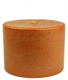 Bigfoot® kaars 1.0 kg marmer rood-bruin