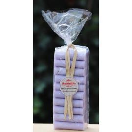 Maitre Savonitto - Set 10 gastenzeepjes lavendel