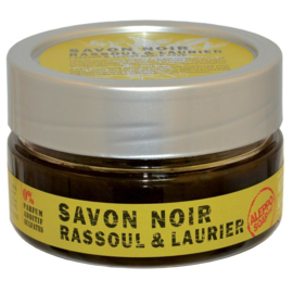 Aleppo Soap Co - Zwarte zeep rassoul en laurier 140 gram.