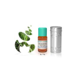 Palmarosa olie - Etherische olie Cymbopogon Martinii, bio. Florihana 5, 15 of 50 gram