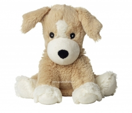 01092 Warmies warmteknuffel hond puppy (magnetronknuffel)