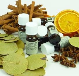 Samengestelde etherische olie 10 ml Candlewoods