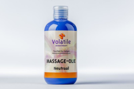 1100K Volatile Massage-olie Neutraal 250 ml