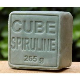 Maitre Savonitto - Blok spiruline algenzeep 265 gram.