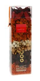 GOA Pot-Pourri geparfumeerd - Miel-Vanille (honing- vanille)