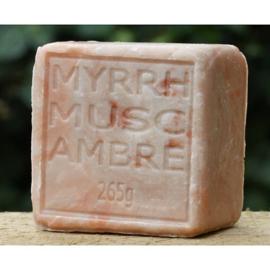 Maitre Savonitto - Blok Savon de Marseille amber 265 gram.