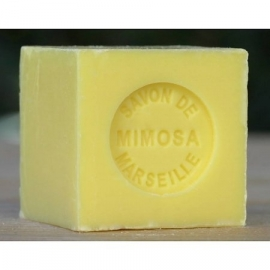 Lumière de Provence - Marseille miniblokje mimosa 100 gram