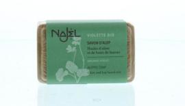 Najel - Aleppo zeep olijf viooltjes 100 gram.