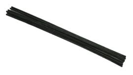 GOA geurstokjes navulling 10-12 st, 29,5 cm zwart