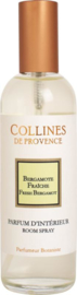 Collines de Provence Huisparfum Bergamot 100 ml.