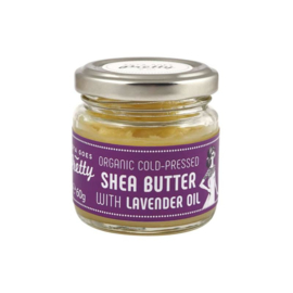 Zoya Goes Pretty - Shea & lavender butter 60 gram.