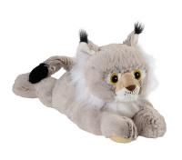 01217 Warmies warmteknuffel Lynx (magnetronknuffel)