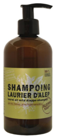 Aleppo Soap Co. - Alep shampoo 300 ml.