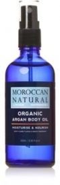 Moroccan Natural Biologische Body Oil 100 ml