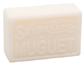 La Savonnerie de Nyons - Marseillezeep Muguet (Lelietje van Dalen) 100 gram.