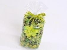 Potpourri Groen  ongeparfumeerd 100 gram