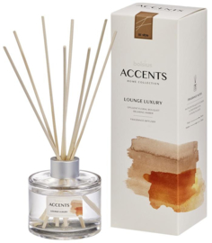 Bolsius Accents Reed Diffuser Lounge Luxury 100 ml.
