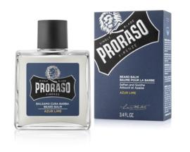 Proraso - Baard balsem Azur & Lime 100 ml