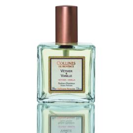 Collines de Provence - Interieur parfum Vétiver-Vanille