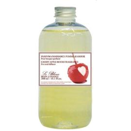 Le Blanc Navulling & geurstokjes pomme d'amour 300 ml.
