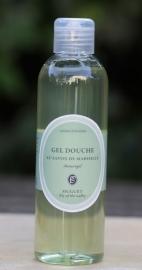 Lumière de Provence - Douchegel - Savon de Marseille the vert (groene thee) 200 ml.