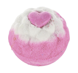 Treets Badbruisbal - Bath Ball Cotton Candy