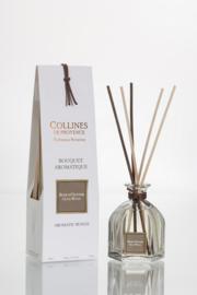 Collines de Provence - Geurstokjes Olijfhout 100 ml.