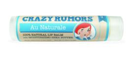 Crazy Rumors - Natuurlijke lip balm Naturel
