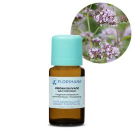 Oregano Wild Organic - Etherische olie Origanum Compactum, bio. Florihana 5 of 15 gram