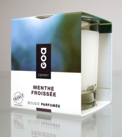 GOA Esprit geurkaars Creme Menthe Froissee  300 gram.