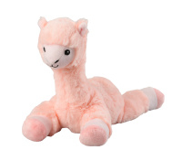 15061 Warmies warmteknuffel Mini Lama Roze  (magnetronknuffel)