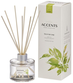 Bolsius Accents Reed Diffuser Tea For One 100 ml.