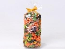 Gemengde potpourri oranje 100 gram geparfumeerd