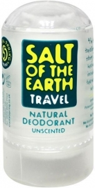 Salt of the earth - Deodorantstick travelsize 50 gram