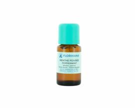 Pepermunt olie - Etherische olie Mentha Piperita, bio. Florihana 5 of 15 gram