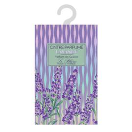 Le Blanc - Geurenvelop met kledinghaak (lavendel) luxe.