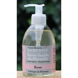 Natur Aroma - Vloeibare Marseillezeep Rozen 300 ml
