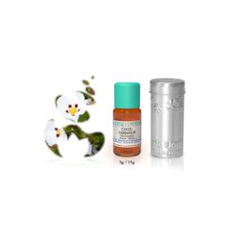 Cisteroos olie - Etherische olie Cistus Ladaniferus, bio. Florihana 2, 5 of 15 gram